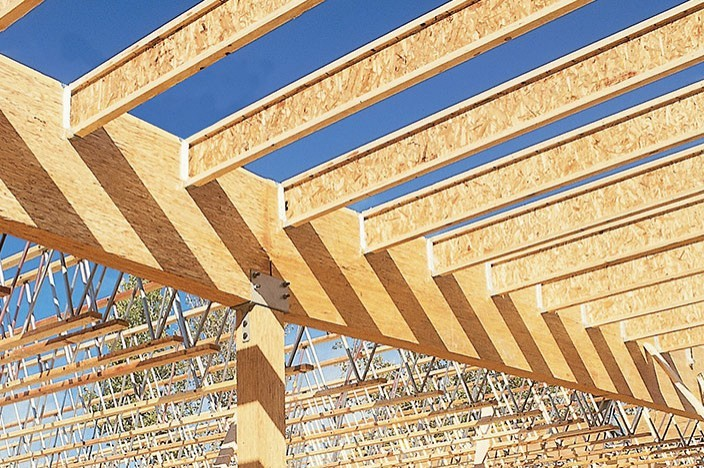 Home - Wood Shed Truss